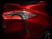 Toyota Camry XSE mới sắp trình làng