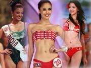 """Sắc đẹp  """" nghiêng thành """"  của 8 mỹ nữ châu Á là Miss World"""