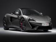 McLaren 570S giảm trọng lượng với gói tùy chỉnh Track Pack