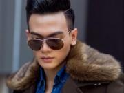 Nam thần Lê Xuân Tiền gợi ý áo khoác đông cực chất cho quý anh