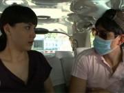 """Trang Nhung vào vai  """" osin """"  sau khi cưới chồng đại gia"""