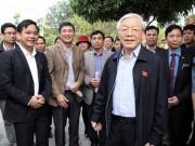 """Tổng Bí thư:  """" Trịnh Xuân Thanh không trốn được đâu """""""