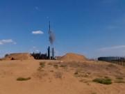 """Thế giới - """"Rồng lửa"""" S-300 Nga nổ khi phóng, phá tan xe điều khiển"""