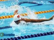 """Giải bơi thế giới: Ánh Viên bị loại,  """" Người đàn bà thép """"  ẵm HCV"""
