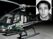 Tên tội phạm chỉ dùng trực thăng để vượt ngục