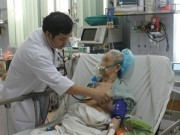 Nhiệt độ thay đổi, liên tiếp 8 bệnh nhân nhập viện vì nhồi máu cơ tim
