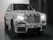 Lộ diện siêu xe SUV Rolls-Royce Cullinan mới