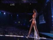 """Thời trang - Những màn trình diễn áo tắm """"bốc lửa"""" nhất Miss Universe"""