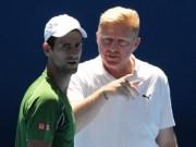 """Thể thao - Djokovic chia tay Becker: """"Duyên nợ"""" chỉ thế thôi sao?"""