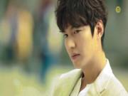 Cảnh đẹp như mơ trong phim của siêu trộm Lee Min Ho