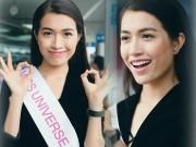 Lệ Hằng gây chú ý ở Philippines trước thềm Miss Universe
