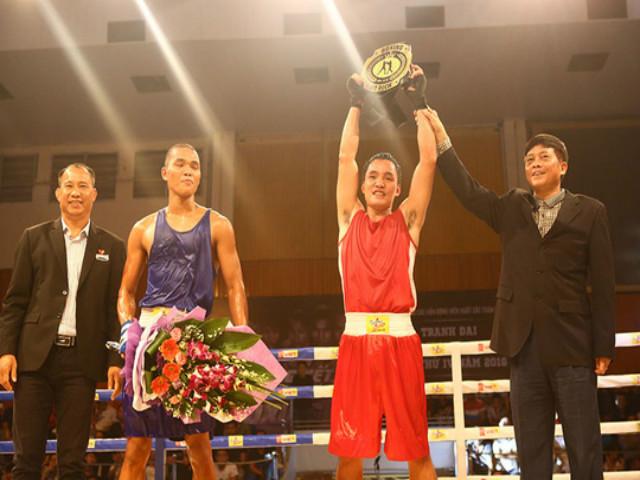 """2 người đẹp boxing Việt Nam """"vùi dập"""" cao thủ, đại thắng ở giải châu Á 13"""