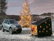 Land Rover thiết kế phòng di động cho Discovery Sport