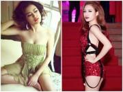 """Thời trang - Bỏng mắt ngắm gu thời trang """"sexy ngạt thở"""" của Hoàng Thùy Linh"""