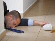 Những cái chết từ trên giường xuống đất