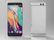 """Thời trang Hi-tech - HTC 11 sẽ có thiết kế không viền, RAM và chip """"khủng"""""""