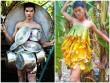 Hoảng hốt thời trang lá chuối, xoong nồi của teen boy Thái