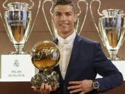 Ronaldo lần thứ 4 đoạt QBV:  Hãy yêu như chưa yêu lần nào!