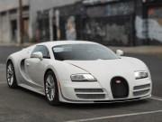 Siêu xe Bugatti Veyron coupe cuối cùng đang được rao bán