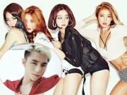Tò mò đêm nhạc Sơn Tùng và 4 cô gái sexy nhất Hàn Quốc