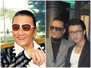 Trai trẻ  chào thua  body tráng kiện tuổi 80 của bố Tạ Đình Phong