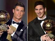 Bóng đá - QBV: Ronaldo và Messi thống trị trong bao lâu nữa?