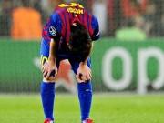 Bóng đá - Barca thắng giao hữu, Messi tái phát bệnh nôn khan