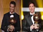 """Bóng đá - 9 năm - 9 QBV: Ronaldo, Messi làm """"bá chủ"""" thế giới"""
