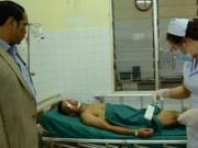 Thương tiếc các chiến sĩ hy sinh trong vụ nổ trụ sở CA tỉnh