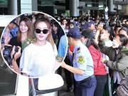 Nhóm nữ 18+ xứ Hàn gây náo loạn sân bay Tân Sơn Nhất