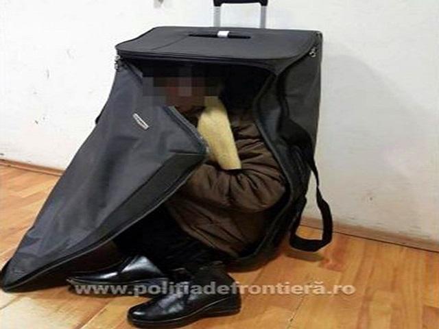 Romania: Mở vali bị bỏ lại trên tàu, thấy điều kinh ngạc
