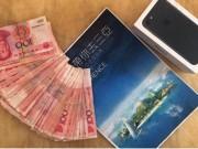 Du lịch - TQ: Tìm người cùng du lịch, bao chi phí và tặng iPhone