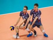 Thể thao - Bóng chuyền: Tung hứng đập nhả như Cole – Yorke