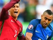 """"""" Thù """"  Euro chưa nguôi, sao Pháp cấm con hâm mộ Ronaldo"""