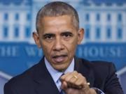 Thế giới - Obama cảnh báo trả đũa Nga vụ hack bầu cử Mỹ
