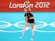 Thể thao - Bóng chuyền nữ: Mỹ nhân tay chiêu đập, chắn như thần