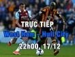 Chi tiết West Ham - Hull City: Bảo toàn thắng lợi