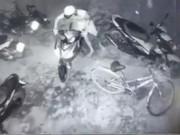 An ninh Xã hội - Bắt kẻ chuyên đi xe đạp để trộm xe máy