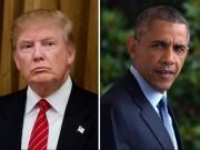 Bắt giữ tàu lặn Mỹ, TQ  nắn gân  cả Obama và Trump