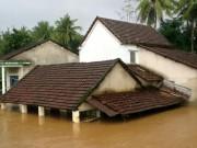 Một tuần, mưa lũ khiến 40 người thương vong ở miền Trung