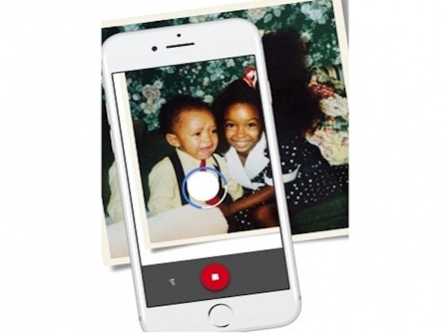 Google PhotoScan: Ứng dụng miễn phí giúp khôi phục ảnh cũ