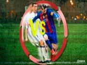 Bóng đá - Ronaldo - Messi so kè bàn thắng: Vương quyền chia nửa