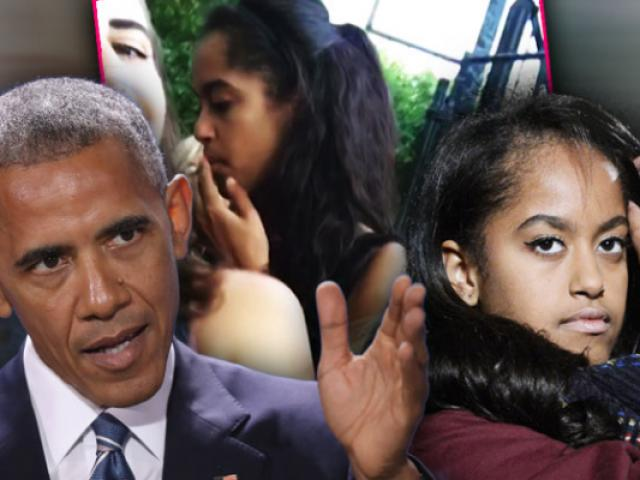 """Xem Ảnh đọc báo tin tức Con gái Obama nhảy """"hoang dại"""" trên sân khấu - Thế giới - Tin tức 24h và truyện phim nhạc xổ số bóng đá xem bói tử vi 3 cựu tổng thống mỹ obama"""