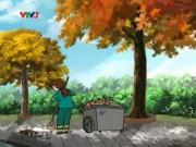 Góc đồ họa - Quà tặng cuộc sống: Mùa lá vàng rơi