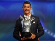 Cầu thủ xuất sắc nhất 2016: CR7 chưa chắc thắng Messi