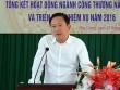 Bộ trưởng Tô Lâm: Không lộ, lọt tin bắt Trịnh Xuân Thanh