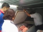 Thị trường - Tiêu dùng - Trộn thịt heo với thịt đà điểu bán cho quán nhậu