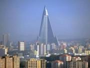 """Thế giới - Khách sạn """"ngày tận thế"""" bí ẩn nhất thế giới ở Triều Tiên"""