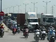 Tin tức trong ngày - Ô tô vào trung tâm TPHCM thu phí theo kích thước xe