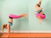 5 bài tập vui nhộn giúp đôi chân săn chắc